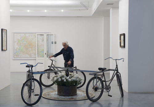 Arte Fiera. Premio ANGAMC 2019 a Pasquale Ribuffo, Galleria de' Foscherari
