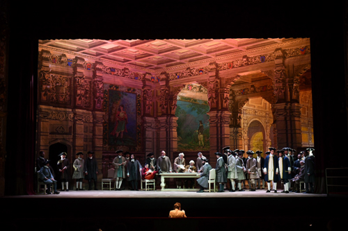 Un ballo in maschera inaugura la Stagione Lirica 2019 del Teatro Regio di Parma