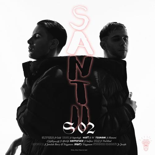 """SANTII: fuori """"S02"""", seconda stagione del viaggio artistico e seriale del duo!"""