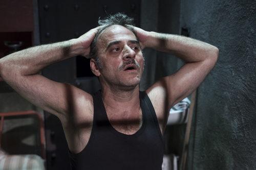 Il giovane criminale, Genet/Sasà, lo spettacolo scritto, diretto e interpretato da Salvatore Sasà Striano in scena all'OFF/OFF Theatrre di Roma