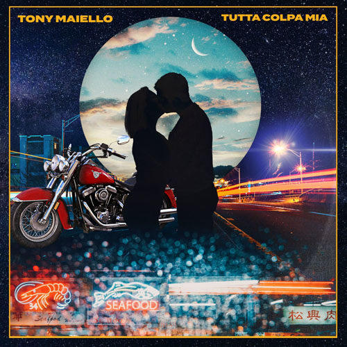 """""""Tutta colpa mia"""", il nuovo singolo di Tony Maiello è in rotazione radiofonica. Il videoclip è già online su YouTube"""