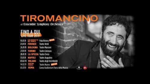 "I Tiromancino in tour nei teatri con ""Fino a qui – Tour"""