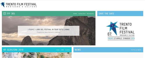 Trento Film Festival: entrano nel vivo i preparativi della 67° edizione