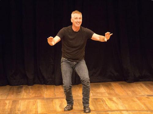 OnStage!festival apre con CRY HAVOC: Wolfert porta in scena i veterani di guerra