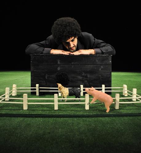 """Eventi per bambini: la bellezza della diversità nello spettacolo """"La pecora nera"""" allo Spazio Teatro 89 di Milano"""