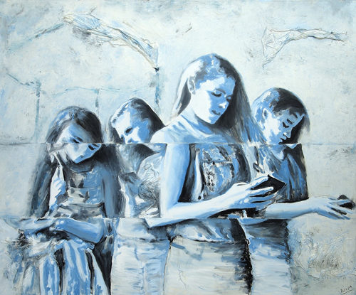 Cancelli d'ombra, la mostra collettiva alla Galleria 8,75 Artecontemporanea di Reggio Emilia
