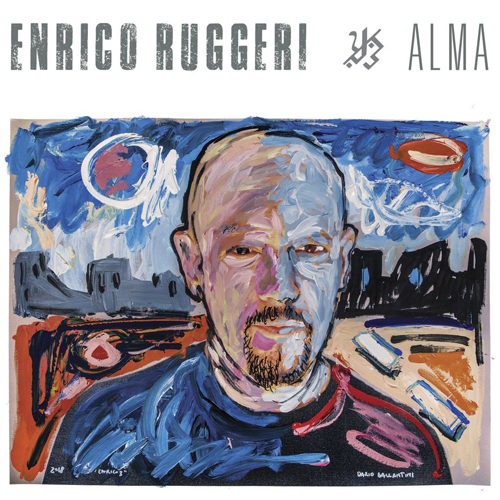 """Enrico Ruggeri: svelati cover e tracklist del nuovo album """"Alma"""" in uscita il 15 marzo e in pre-order da venerdì 1 marzo"""