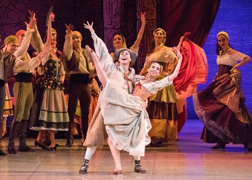 Don Quixote di Yacobson Ballet a ParmaDanza 2019
