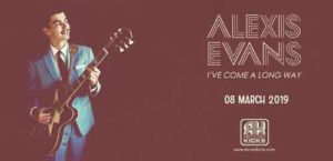 "Esce per Record Kicks ""I've Come A Long Way"", il nuovo album dell'enfant prodige della scena soul francese Alexis Evans"