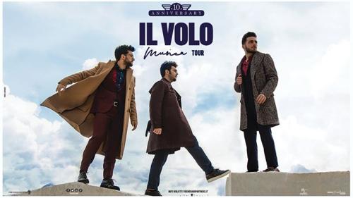 """IL VOLO: è uscito album """"Musica"""" e inizia l'instore tour dal Mondadori Megastore di Piazza Duo-mo a Milano! Aperte le prevendite per il tour estivo in Italia"""
