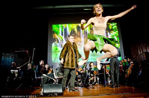 Il libro della giungla, il concerto per famiglie al Teatro Brancaccio di Roma