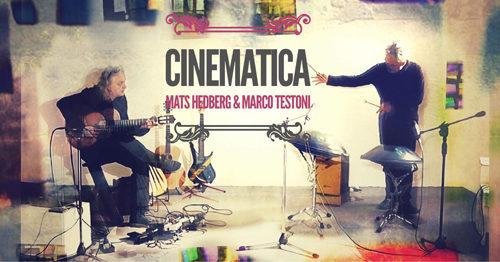 La musica visibile di Marco Testoni & Mats Hedberg al Museo delle Mura per Musei in Musica 2018