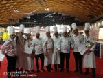 Rimini, al concorso Federazione cuochi trionfa Matteo Delvai