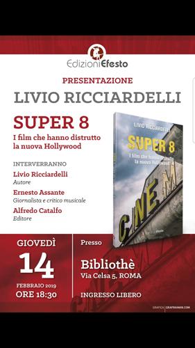 Ricciardelli presenta,