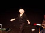 Torna a grande richiesta la forza della natura Grazia Scuccimarra con un nuovo e ultimo appuntamento al Teatro degli Audaci il 3 marzo