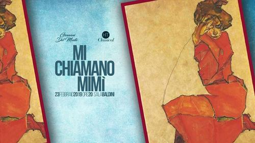 Mi chiamano Mimì, un viaggio nell'opera lirica in scena a La Sala Baldini a Piazza Campitelli di Roma