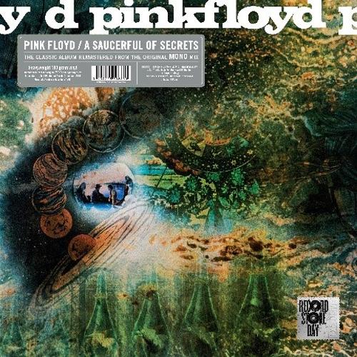 'A Saucerful of Secrets' mono remaster, l'album dei Pink Floyd