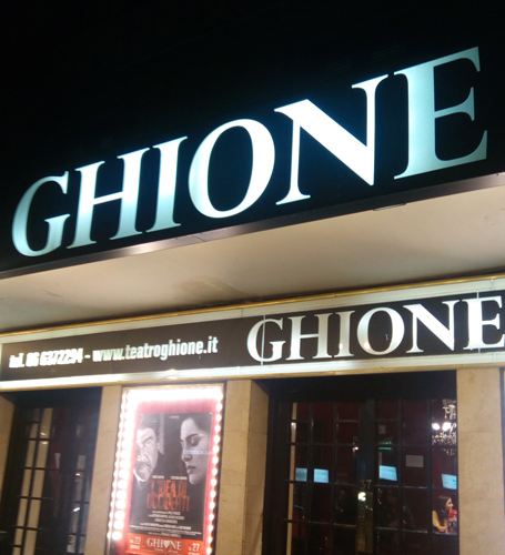 Così è se vi pare di Luigi Pirandello con Riccardo Polizzi Carbonell e Marina Lorenzi al Teatro Ghione Roma