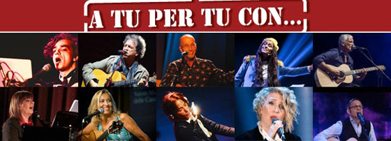 A TU PER TU CON...: Inizia Morgan al Teatro Golden di Roma e dal 23 marzo al 14 aprile rassegna