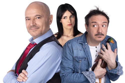 Andy e Norman, la commedia in scena al Teatro degli Audaci di Roma dal 4 al 14 aprile
