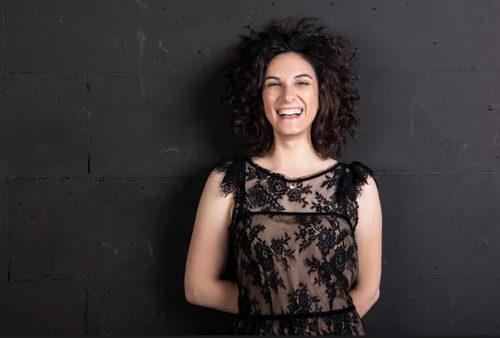 Francesca Incudine sarà live all'Auditorium Rai Palermo