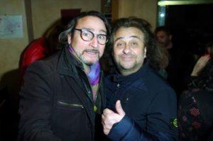 Gianfranco Phino e Mario Zamma Foto By Adriano Di Benedetto