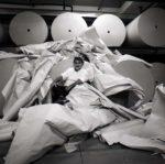 Sudari, la mostra dell'artista e giornalista Gianluigi Colin al Visionarea Art Space di Roma