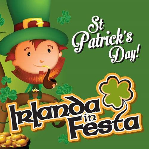 Irlanda in Festa si festeggia il St. Patrick's Day al PalaEstragon di Bologna
