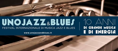 Il Festival UnoJazz&Blues compie dieci anni e festeggia con Gualazzi, Bollani, Rava e tanti altri