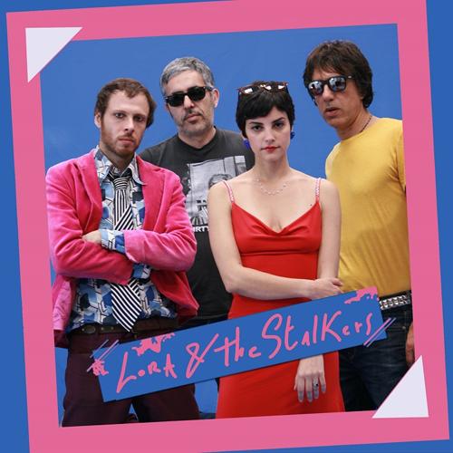 Lora & The Stalkers Live al Fanfulla di Roma presentano il disco omonimo e a seguire Nick III dj set