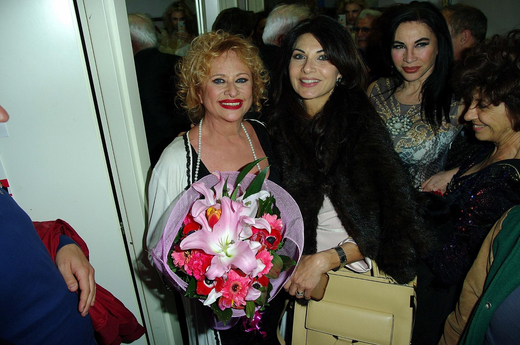 Luciana Frazzetto, Nadia Bengala, Elisabetta Viaggi ed Emanuela Mari Foto By Adriano Di Benedetto