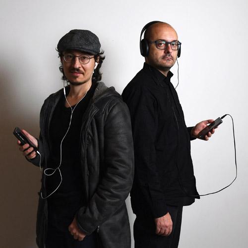 Marco di Noia e Stefano Cucchi foto di Claudio Villa