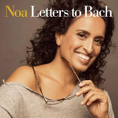"""""""Letters to Bach"""", il nuovo disco di NOA, prodotto dal leggendario Quincy Jones"""