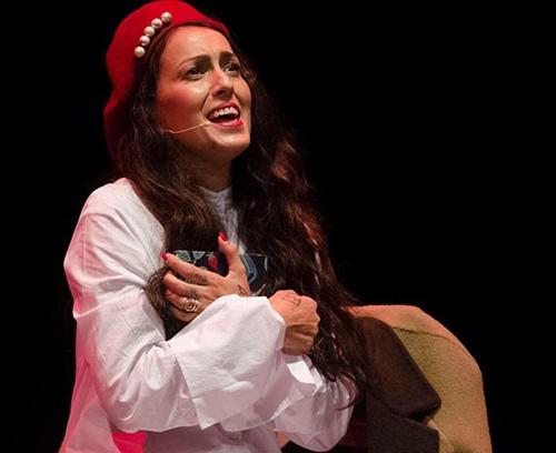 A TU PER TU CON: Syria omaggia Gabriella Ferri con Pino Strabioli al Teatro Golden di Roma