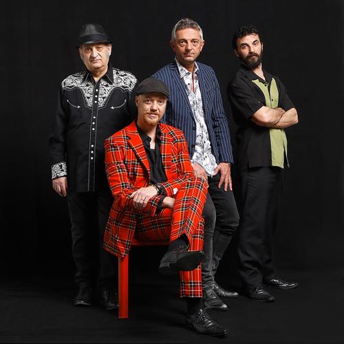 Swing, blues, R'n'B e Boogie Woogie: la passione dei T-Roosters per la black music sabato 6 aprile allo Spazio Teatro 89 di Milano