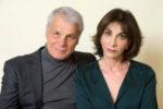Michele Placido e Anna Bonaiuto in Piccoli Crimini Coniugali in scena al Teatro Traiano di Civitavecchia