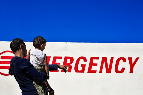 #100 cene per Emergency. Il 30 Marzo a Giulianello. Il ricavato servirà a finanziare il Programma Italia