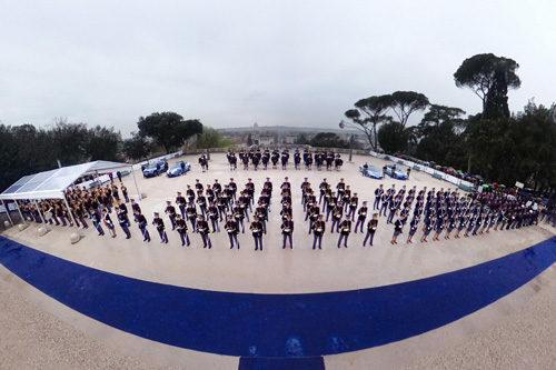 167esimo anniversario Polizia di Stato