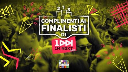 Concerto del Primo Maggio 2019: ecco i 15 finalisti di 1M NEXT 2019, il contest del Concertone