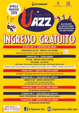 """""""A Vigevano Jazz"""", l'omaggio a Duke Ellington al Teatro Cagnoni con la voce recitante di Tullio Solenghi"""