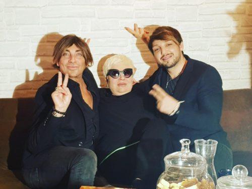 Alfonso Stani, Angela Baldassini, Cristiano Rocchi