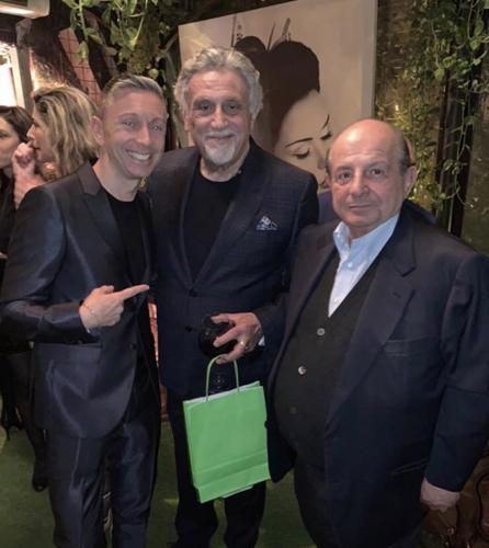 Andrea Roncato festeggia 40 di carriera