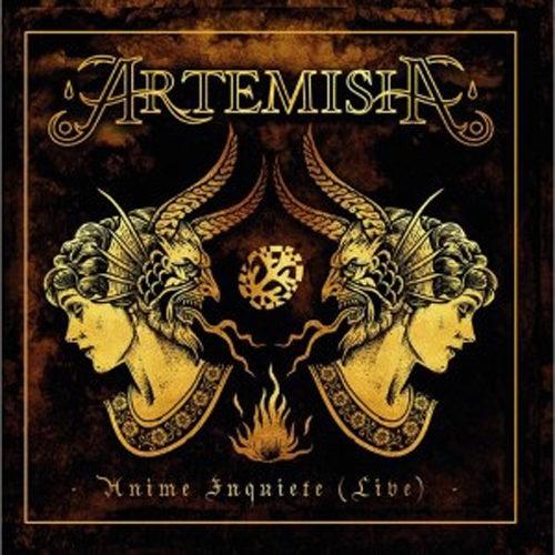 """ArtemisiA, in uscita """"Anime Inquiete"""" il 15 Maggio su Onde Roar Records"""