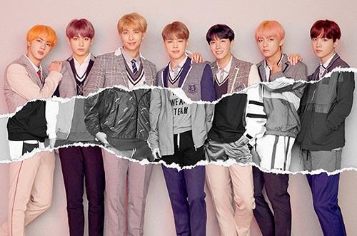 BTS esce il nuovo album Map of the soul: Persona