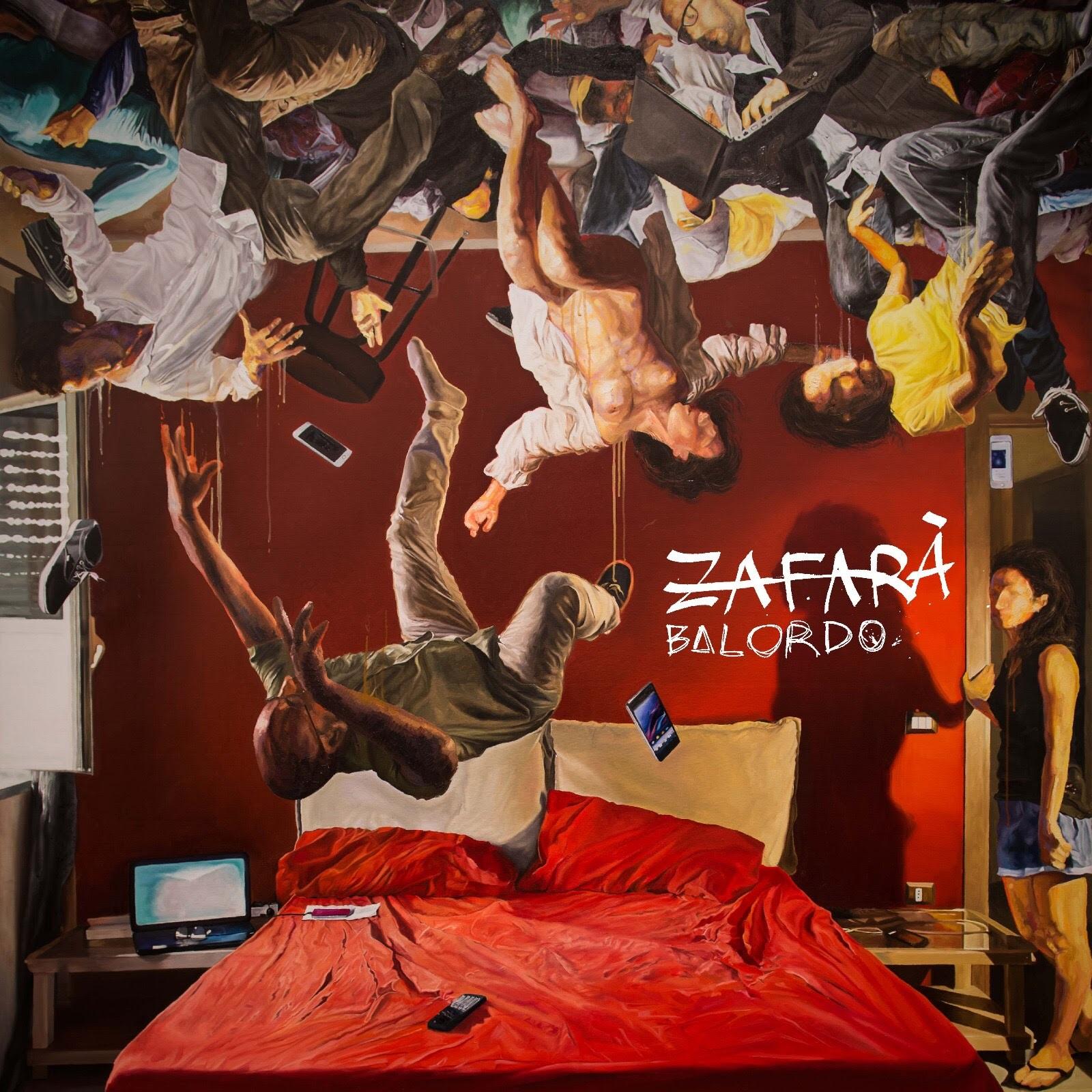 Balordo è il primo album solista del cantautore siciliano Zafarà