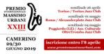 Premio Massimo Urbani, ecco i semifinalisti della 23^ edizione
