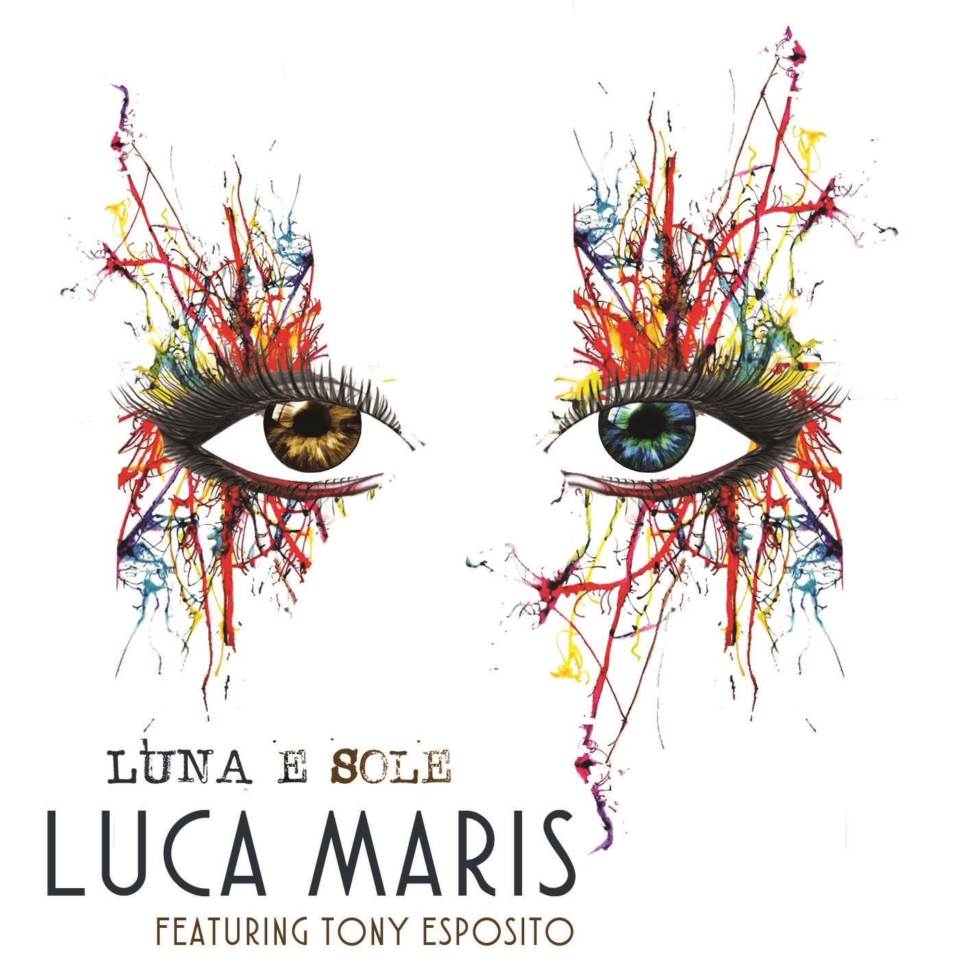 Luna e sole, una canzone di Luca Maris e Tony Esposito a favore della pace nel mondo