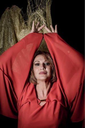 """La vocalist Elisabetta Guido inaugura la rassegna """"Jazz in Jardino"""" al ristorante 4cento di Milano"""