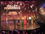 """La Nazionale Italiana Femminile di Pallavolo dona a AIL il premio vinto ai """"Gazzetta Sport Awards"""" che sarà consegnato al Presidente"""