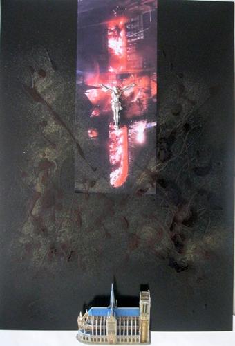 """""""Il supplizio di Cristo in Notre Dame"""" nell'opera di Guadagnuolo"""